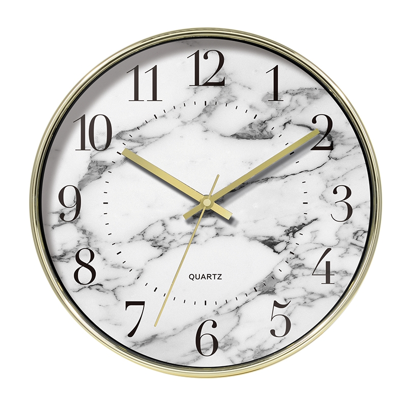 Factory directly 12 inch plastic customized design Wall Clock